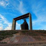 monumento manto de maria